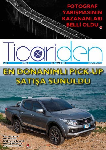 EN DONANIMLI PICK-UP SATIŞA SUNULDU