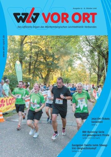 WLV vor Ort, Ausgabe 19-2016