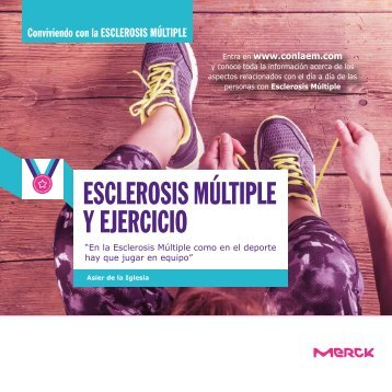 ESCLEROSIS MÚLTIPLE Y EJERCICIO