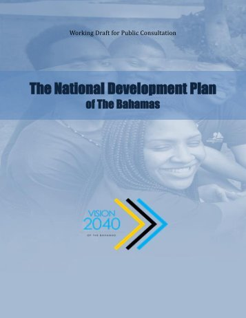 The National Development Plan
