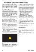 Philips PicoPix Projecteur de poche - Mode d'emploi - DAN - Page 4