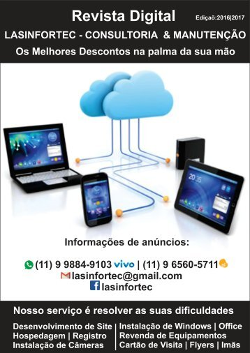 Revista Digital - Lasinfortec