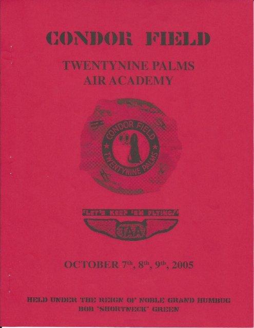 6010 F-Clampout-Condor Field