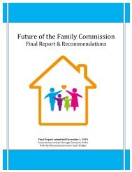 Future of the Family Commission