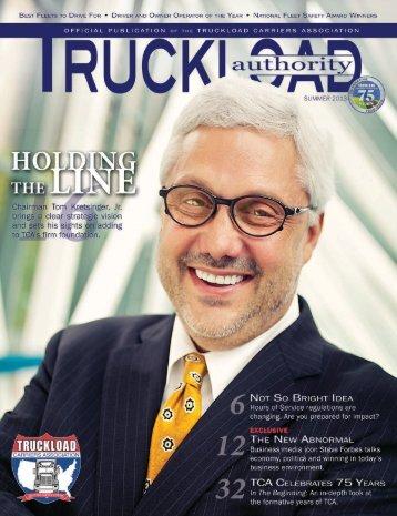 Truckload Authority - Summer 2013