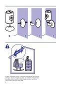 Philips Écoute-bébé HD sans fil In.Sight - Mode d'emploi - LAV - Page 4