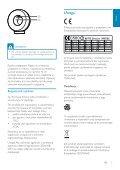 Philips Fidelio Enceinte sans fil SoundRing - Mode d'emploi - POL - Page 5