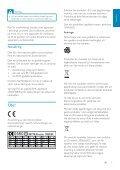 Philips Fidelio Enceinte sans fil SoundRing - Mode d'emploi - SWE - Page 5