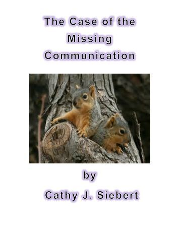 The Case of the Missing Communication