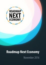 Roadmap Next Economy