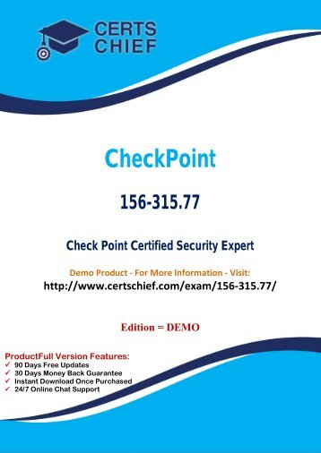 156-315.77 IT Certification Test Material
