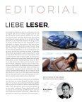 HOMME MAGAZINE Ausgabe 06/2016 - Page 3