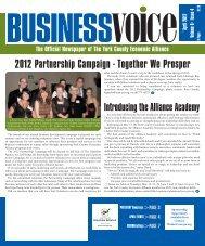 2012 Partnership Campaign - Together We Prosper