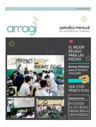 Periódico Amagi Diciembre 2016