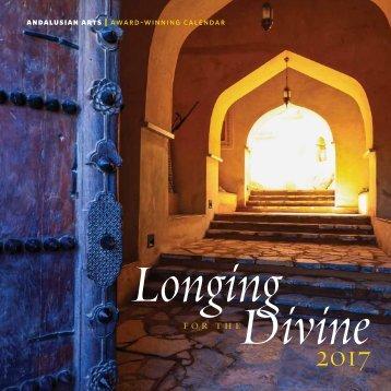 "2017 ""Longing for the Divine"" Calendar"
