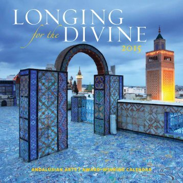 "2015 ""Longing for the Divine"" Calendar"