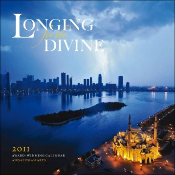 "2011 ""Longing for the Divine"" Calendar"