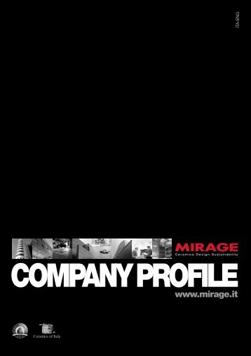 MIRAGE - COMPANY - PROFILE