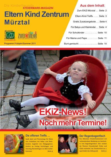EKiZ-Magazin Frühjahr-Sommer 2011 - Familienakademie der ...