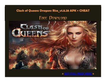 Clash of Queens Dragons Rise_v1.8.28 APK + CHEAT FREE DOWNLOAD