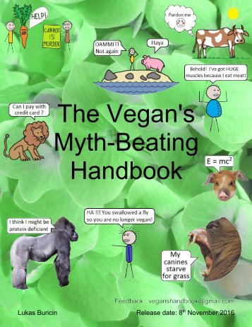 The Vegan's Myth-Beating Handbook