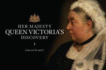 Queen-Victoria-Tract