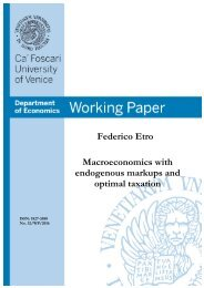 Macroeconomics with endogenous markups and optimal taxation