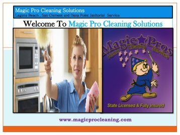 Tile Cleaning Dana Point, CA|Magic Pro Cleaning Solutions