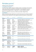 Philips Baladeur audio à mémoire flash - Mode d'emploi - POL - Page 2