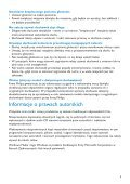 Philips Baladeur audio à mémoire flash - Mode d'emploi - POL - Page 5