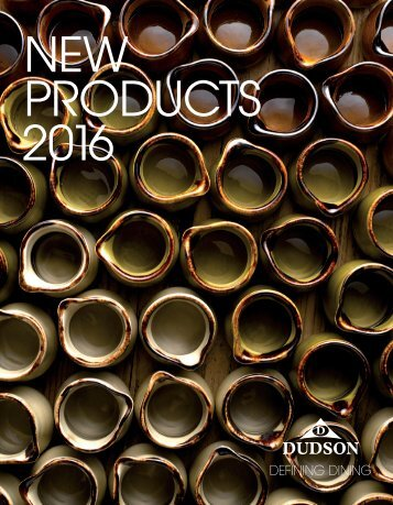 DUDSON - New Products 2016