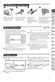 Philips Téléviseur - Mode d'emploi - ESP - Page 3