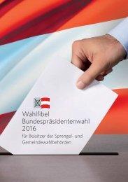 Bundespräsidentenwahl 2016