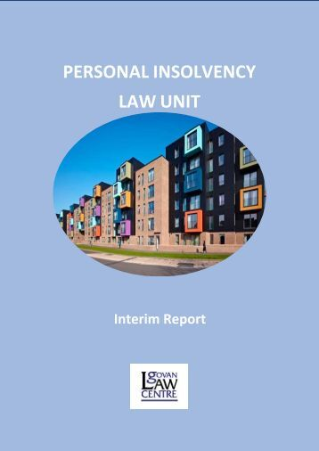 PERSONAL INSOLVENCY LAW UNIT