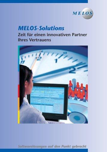Image Flyer - MELOS GmbH