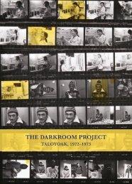 The Darkroom Project: Taloyoak, 1972–1973