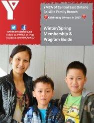Winter/Spring Membership & Program Guide