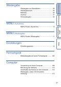 Sony DSC-WX1 - DSC-WX1 Istruzioni per l'uso Tedesco - Page 5