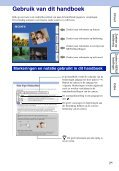 Sony DSC-WX1 - DSC-WX1 Istruzioni per l'uso Olandese - Page 2