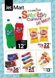 Sweets Carnival November 2016
