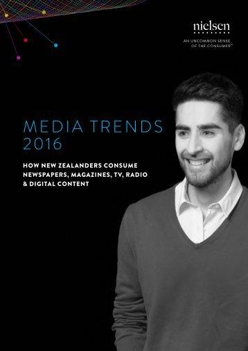 Media trends 2016