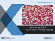Empty Capsules Market