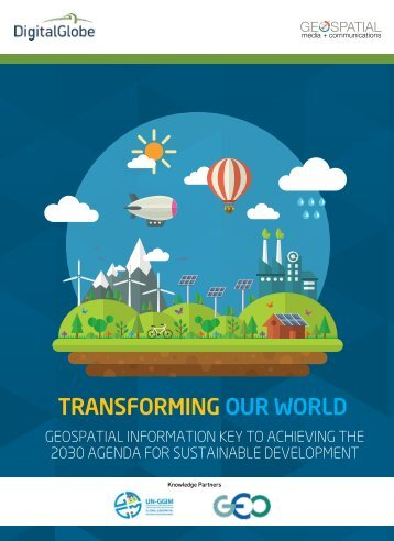 TRANSFORMING OUR WORLD