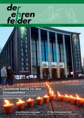 Der Ehrenfelder 84 - Dezember 2016