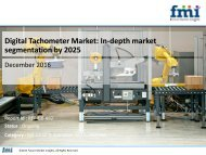 Digital Tachometer Market