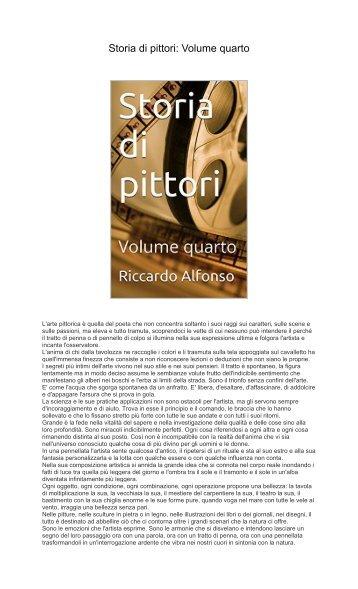 [ SCARICA ] Scarica Storia di pittori Volume quarto PDF