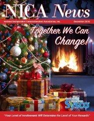 December 2016 NICA News