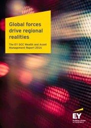 Global forces drive regional realities