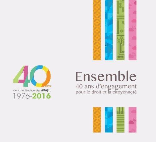 Livre 40 ans Fédération APAJH