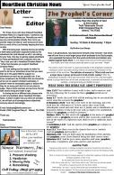 Heartbeat Christian News - July 2013 issue - Page 3